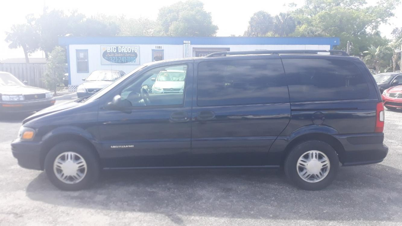 2005 Blue Chevrolet Venture LS (1GNDV23E05D) with an 3.4L V6 OHV 12V engine, Automatic Overdrive transmission, located at 1181 Aurora Rd, Melbourne, FL, 32935, (321) 241-1100, 28.132914, -80.639175 - Photo #0